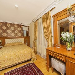 Lausos Hotel Sultanahmet 3* Стандартный номер разные типы кроватей фото 3