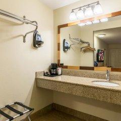 Отель Red Roof Inn Tulare - Downtown/Fairgrounds 2* Стандартный номер с различными типами кроватей фото 2