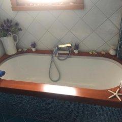 Отель Dove Il Mare Luccica Италия, Торре-Аннунциата - отзывы, цены и фото номеров - забронировать отель Dove Il Mare Luccica онлайн ванная фото 2