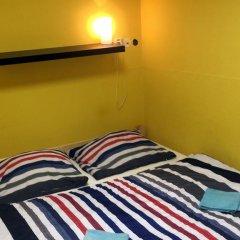 Хостел Seven Prague Студия Эконом с различными типами кроватей фото 8