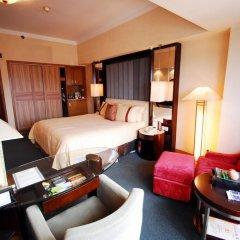 Shan Dong Hotel 4* Номер Делюкс с различными типами кроватей фото 2