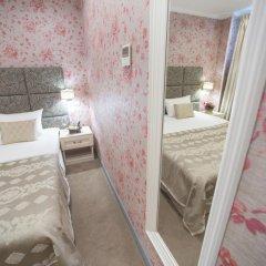 Гостиница Де Пари 4* Стандартный номер разные типы кроватей фото 4