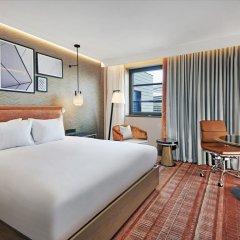 Отель Hilton London Tower Bridge 4* Представительский номер с различными типами кроватей фото 2