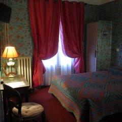 Отель Hôtel De Nice 3* Стандартный номер с различными типами кроватей фото 3