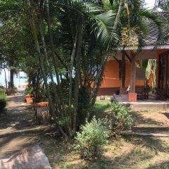 Отель Adarin Beach Resort 3* Улучшенное бунгало с различными типами кроватей фото 17