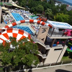 Апартаменты Persey Holiday Apartments Sunny Beach Апартаменты с различными типами кроватей фото 15