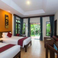 Отель Baan Chaweng Beach Resort & Spa 3* Номер Superior building с различными типами кроватей фото 6