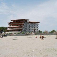 Отель Europa Grand Resort пляж фото 2