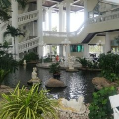 Отель Sky Beach Condominium 2* Улучшенные апартаменты с различными типами кроватей фото 21