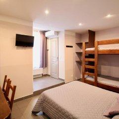 Hotel Des Pyrenees Париж комната для гостей фото 21