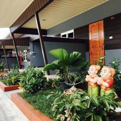 Отель Benwadee Resort 2* Номер категории Эконом с различными типами кроватей фото 16