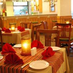 Отель Palmarinha Resort & Suites Гоа гостиничный бар