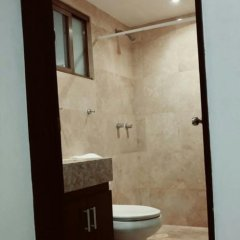 Отель Cancun Ecosuites Мексика, Канкун - отзывы, цены и фото номеров - забронировать отель Cancun Ecosuites онлайн ванная фото 3
