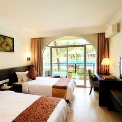 Отель Sanya Jinglilai Resort комната для гостей фото 4