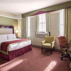 The Hotel At Times Square 3* Стандартный номер с различными типами кроватей