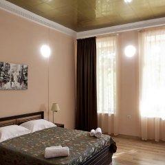 Бутик-отель Корал 4* Стандартный семейный номер с двуспальной кроватью фото 5