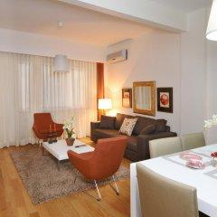 Отель Cheya Gumussuyu Residence 4* Апартаменты с 2 отдельными кроватями фото 3