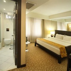 Cartoon Hotel 4* Стандартный номер с различными типами кроватей фото 7