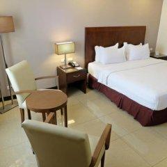Mandarin Plaza Hotel 4* Номер Делюкс с различными типами кроватей фото 17