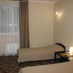 Гостиница City Стандартный номер разные типы кроватей фото 5