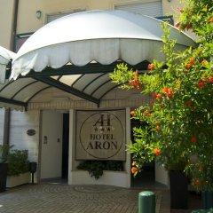 Hotel Aron вид на фасад фото 2