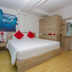 Отель Rang Hill Residence 4* Улучшенный номер с 2 отдельными кроватями фото 9