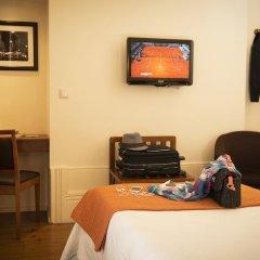 Отель Aliados 3* Стандартный номер с различными типами кроватей фото 13