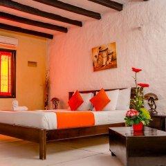 Hotel Sansiraka 2* Стандартный номер с двуспальной кроватью фото 3