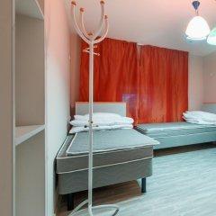 Art-hotel Zontik 2* Номер категории Эконом с различными типами кроватей фото 4