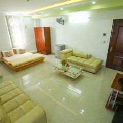 Bazan Hotel Dak Lak 2* Люкс повышенной комфортности с различными типами кроватей фото 4