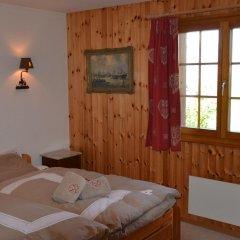 Отель Gisèle Нендаз комната для гостей фото 3