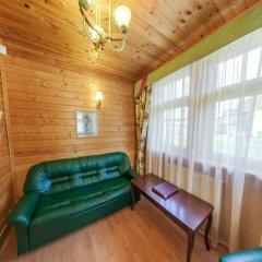 Гостиница Комплекс отдыха Завидово 4* Коттедж разные типы кроватей фото 3