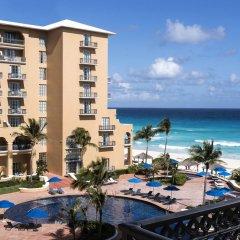 Отель The Ritz-Carlton Cancun пляж фото 2