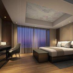 Отель Ascott Marunouchi Tokyo 5* Студия