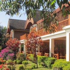 Отель Inle Lake View Resort & Spa 4* Номер Делюкс с различными типами кроватей фото 2
