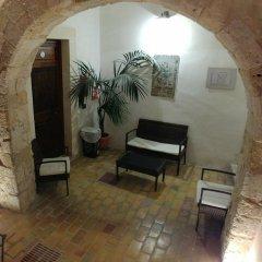 Отель Residence Damarete Сиракуза интерьер отеля