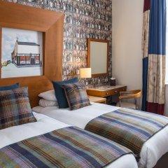 Отель ABode Glasgow 4* Стандартный номер с различными типами кроватей фото 4