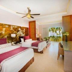 Отель Secrets Royal Beach Punta Cana 4* Полулюкс с различными типами кроватей фото 4
