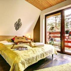 Отель Dolina Resort Zakopane Косцелиско комната для гостей фото 4