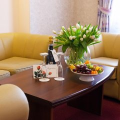 Гостиница Максима Заря 3* Полулюкс с различными типами кроватей фото 10