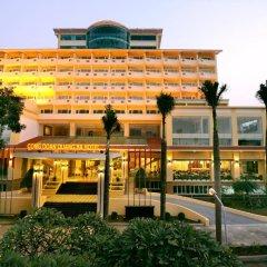 Quang Ba Trade Union Hotel гостиничный бар