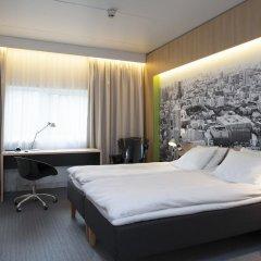 Thon Hotel Bergen Airport 3* Стандартный номер с различными типами кроватей фото 3
