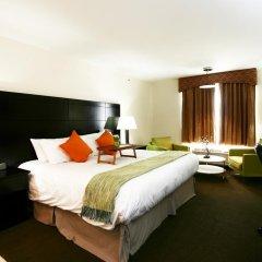 Отель Foxwood Inn & Suites Drayton Valley 2* Стандартный номер с различными типами кроватей фото 5