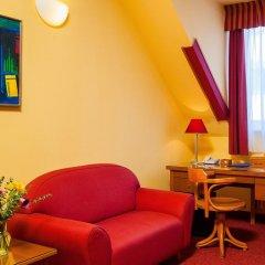 Отель Cloister Inn 3* Стандартный номер с различными типами кроватей фото 4