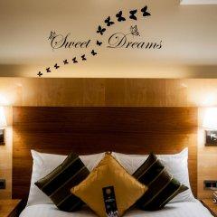 Arora Hotel Manchester 4* Стандартный номер с двуспальной кроватью