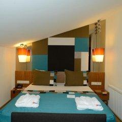 Отель Collage Pera 4* Улучшенный номер фото 5