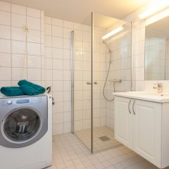 Отель Nordic Host Pilestredet Park 25 Осло ванная