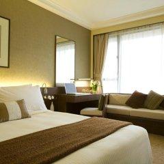 City Garden Hotel 4* Номер Делюкс с двуспальной кроватью фото 4