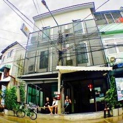 Sabye Club Hostel Кровать в общем номере фото 8