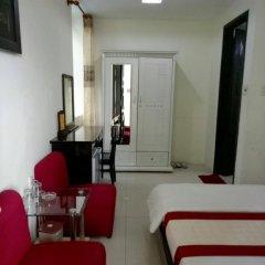 Canary Hotel 2* Стандартный семейный номер с двуспальной кроватью фото 7